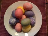 Homemade Easter Egg Dye!